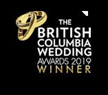 Brittish Columbia Wedding Awards
