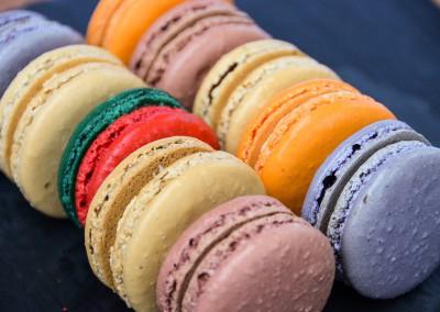 Macaron de Paris - Desserts Menu