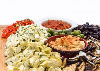 Vegetable Antipasto Display - Canapés and Platters Menu