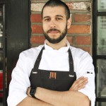 Adam is our chef de cuisine for our Vancouver catering operation. He runs our vancouver kitchen teams for our catered events