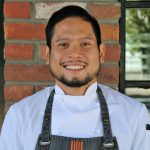 Miguel is a pastry chef with our Vancouver Pastry catering team