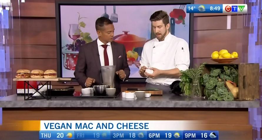 Vegan + Gluten Free Mac 'n Cheese – As seen on CTV Morning Vancouver!