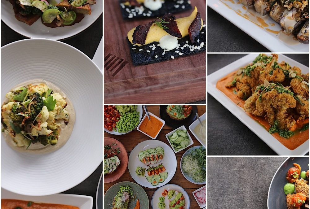 MONTHLY PROMO: All NEW Plant-Based Menu Items are 10% off through October 15th!